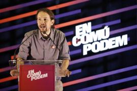 Iglesias confirma en Catalunya que si gobierna convocará un referéndum»