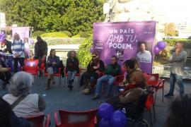 Yllanes reclama «grandes cambios constitucionales» para «un país más justo y democrático»