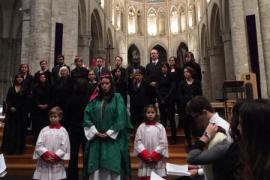 'El Cant de la  Sibil·la' suena en Bruselas con motivo del Any Llull