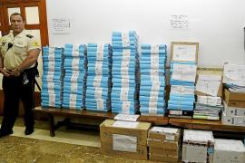 La limitación de los plazos de instrucción afectará a más de 7.000 causas en Balears