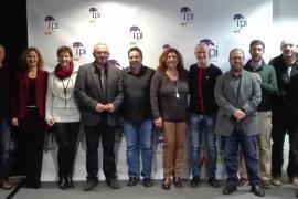 El Pi recalca en Artà que es «un partido que está al lado de las personas»