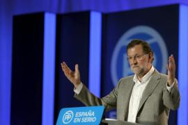 Rajoy advierte que la oposición ya se está organizando para que no gobierne