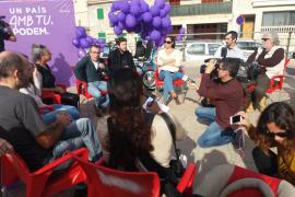 Yllanes: «Defendemos para la gente trabajo y viviendas dignas»