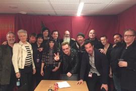 Los Eagles of Death Metal regresan a París junto a U2