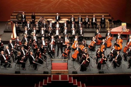 La Simfònica recibe 2016 con un Concierto de Año Nuevo en Manacor