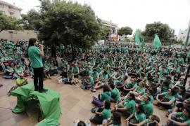 Los docentes exponen sus condiciones para desconvocar la huelga educativa antes del 20-D