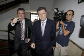 La defensa de Matas alega que no cometió delito con la contratación de Calatrava