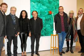 Rafa Forteza inaugura una nueva exposición en es Baluard