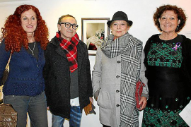 Exposición colectiva contra la violencia de género