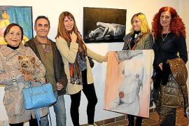Exposición contra la violencia de género