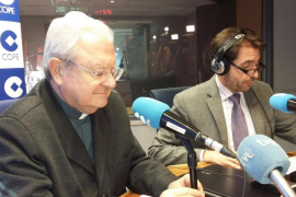 Salinas: «No tengo conciencia de haber actuado en contra de la doctrina de la Iglesia»