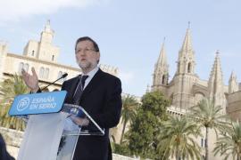 Rajoy: «Ahora que las cosas van mejor surgen partidos con recetas para todo»