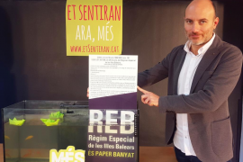 MÉS exige 600 millones más de financiación para Balears