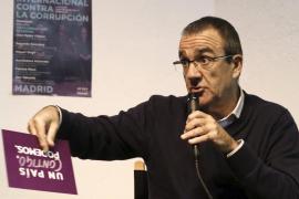 Yllanes pide prohibir que los diputados puedan compatibilizar negocios privados
