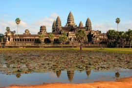 Descubren que el templo de Angkor Wat fue mucho más grande que las ruinas actuales