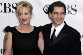 Antonio Banderas pagará 60.000 euros al mes a Melanie Griffith