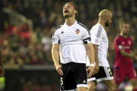 Un flojo Valencia se despidió de la 'Champions' y jugará la Liga Europa