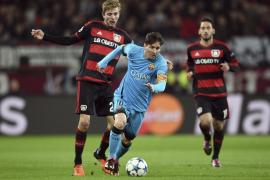 El Barcelona cubre el expediente con un empate