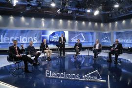 Dos coincidencias claras en el primer debate a seis