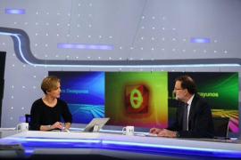 Rajoy eliminará el IRPF a los parados que encuentren un empleo y a los que sigan trabajando tras la jubilación