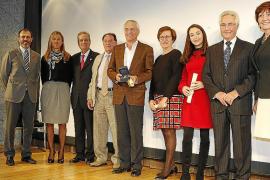 Entrega de premios de Fomento del Turismo de Mallorca en su 110 aniversario