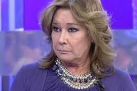 Mila Ximénez, despedida de 'Sálvame'