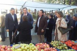 Isern reafirma su compromiso con «emprendedores, autónomos y pymes»