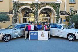 El XC90, protagonista de la PGA TOUR Academy