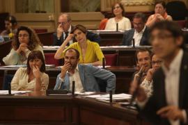 MÉS desafía a Podemos a que congele el sueldo a sus diputados y no solo al Govern