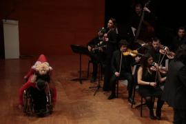 La canción de amor del Ladat 'suena' en Palma