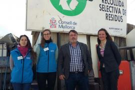 El Ajuntament de Lloseta retirará los contenedores situados en las afueras del casco urbano