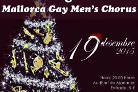 Concierto de Navidad de la Banda de Manacor con el Mallorca Gay Men's Chorus