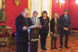Manresa promete «independencia a las presiones políticas» durante su toma de posesión