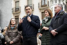 Sánchez dice que esta legislatura pasará a la historia por la corrupción del PP