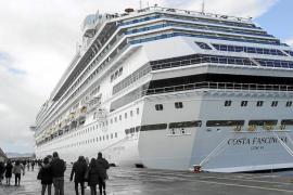 Eivissa fortalece su compromiso con el turismo de cruceros