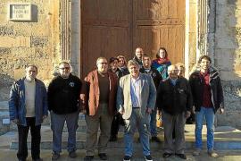 Los 'caparrots' de Sa Pobla entrarán en la iglesia solo cuando Sant Antoni caiga en domingo