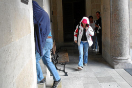 Un pederasta condenado por abusar de su hijo en s'Arenal lleva más de cinco años fugado