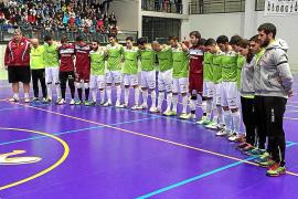 Luto en el Palma Futsal