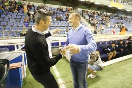 Gálvez: «El partido estaba controlado y en un minuto lo hemos perdido»