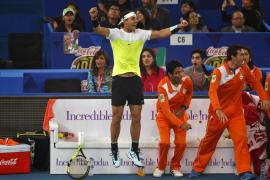 Los Aces de Nadal vencen por 30-19 a los Royals de Federer