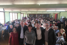 Socías asegura que «Sánchez es el único que garantiza el no a las prospecciones»