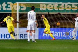 Soldado evita que el Real Madrid se acerque al liderato