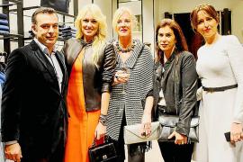 Inauguración de la nueva tienda Hugo Boss en es Born de Palma