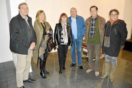 Maraver presenta su obra en Can Planes de sa Pobla