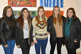 'Nosaltres també pintam', muestra colectiva en galería Dionís Bennàssar