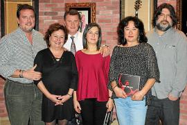 Presentación del libro de Jaume Nglada