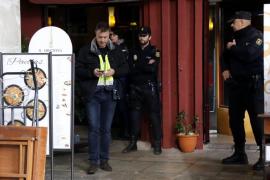 La policía detiene a trece empresarios por explotación laboral