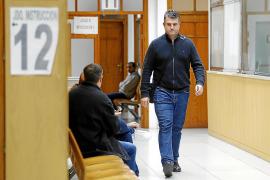 El juez interroga al exdirector de seguridad  de Cort por encubrir unas amenazas
