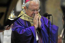 El obispo da la cara y presidirá la Misa del Gallo y la del Estendard