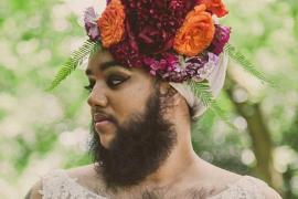 Una mujer barbuda triunfa en Instagram